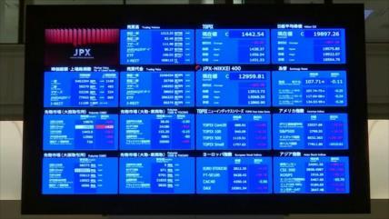 Las cifras indican un empeoramiento de la economía mundial