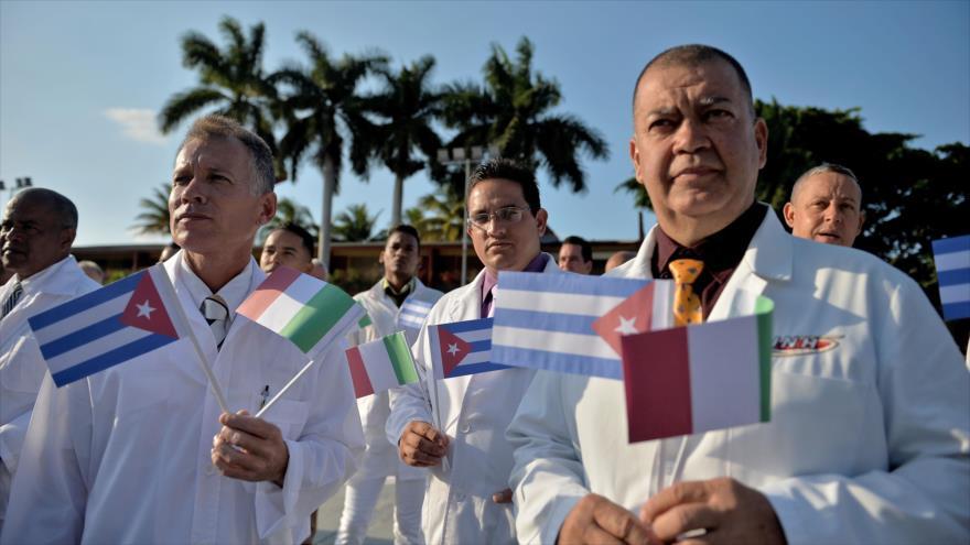 Cuba: COVID-19 obliga a cooperar pese a diferencias políticas | HISPANTV