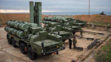 Parlamento iraquí solicita al Gobierno comprar sistemas rusos S-400