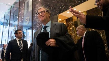 Vínculo letal de Trump y Bill Gates ante la crisis de la COVID-19