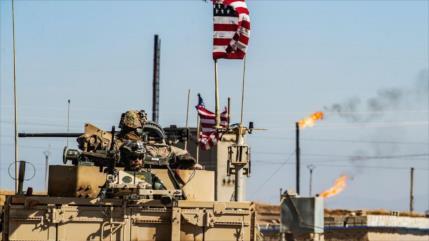 Informe: CIA usa la COVID-19 para robo sigiloso de crudo en Siria