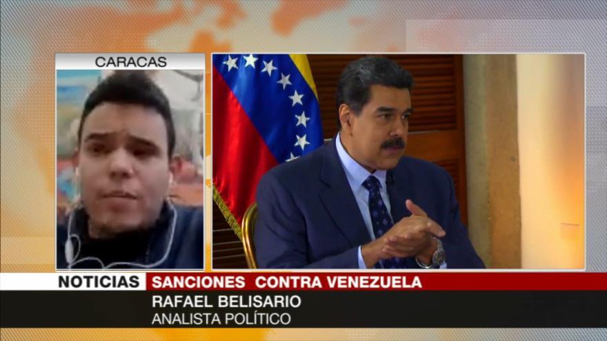 Belisario: EEUU presiona a Venezuela para cubrir su mala gestión