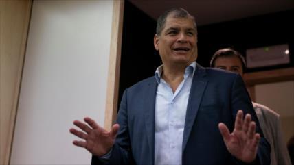 Correa elogia a Venezuela por eficaz actuación ante COVID-19
