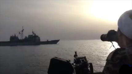 """CGRI publica ante alegatos de EEUU vídeo de """"patrullas regulares"""""""