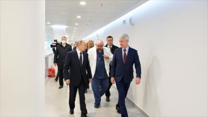 Putin: Rusia superará dignamente estas pruebas como el coronavirus