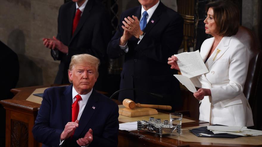 Gestión de Trump ante la COVID-19 desafía al federalismo de EEUU | HISPANTV