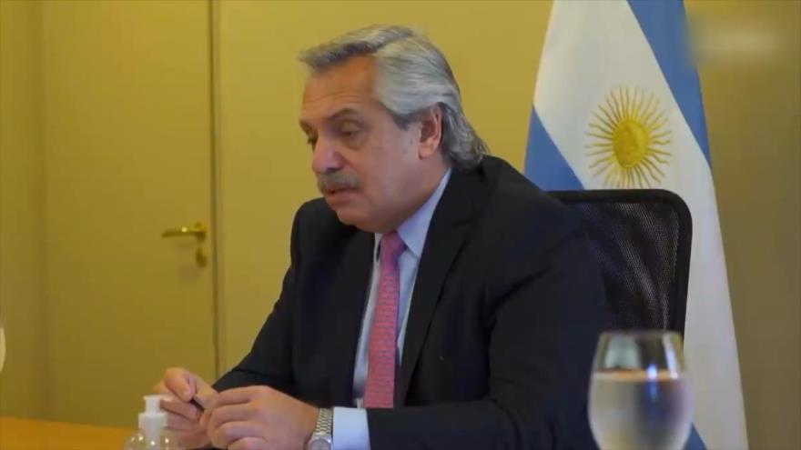 Fernández garantiza la asistencia a las provincias
