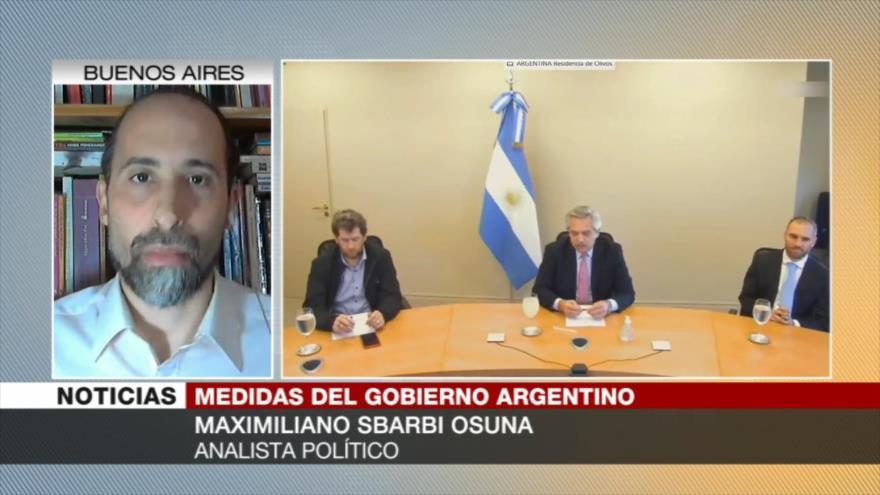 """""""El nuevo Pacto Federal apuntala economía argentina ante COVID-19"""""""