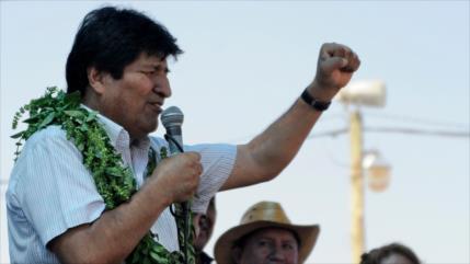 Excanciller a HispanTV: Pueblo boliviano llora por retorno de Evo