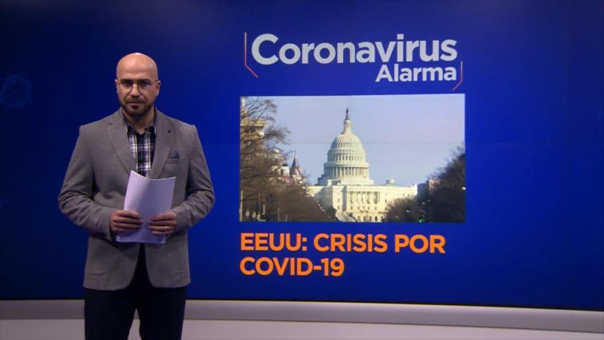 Coronavirus Alarma: Cumplir con sus obligaciones y no actuar bajo las presiones de EEUU, es lo que ha pedido Irán al Fondo Monetario Internacional