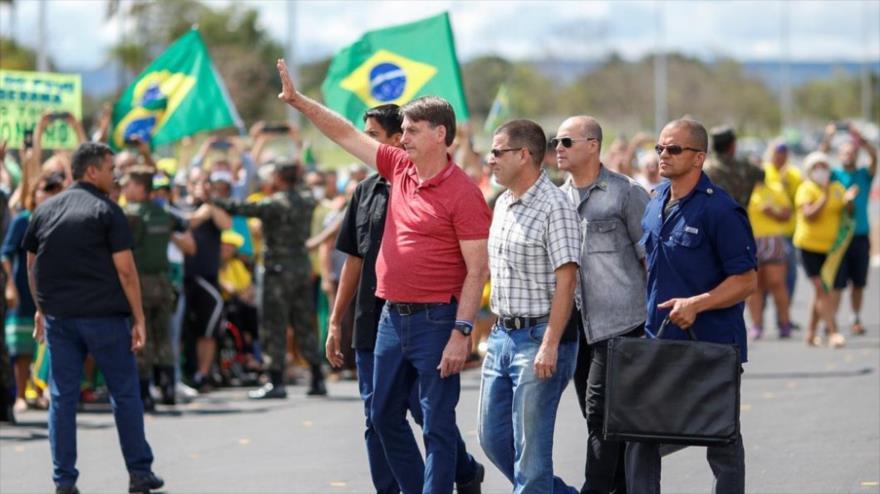 Denuncian otra vez a Jair Bolsonaro ante La Haya por genocidio | HISPANTV