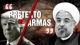 Detrás de la Razón: Pompeo pide que se extienda el embargo de armas contra la nación iraní