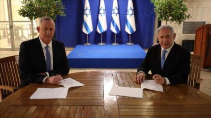 """Palestina condena nuevo gobierno """"proanexión"""" del régimen israelí"""