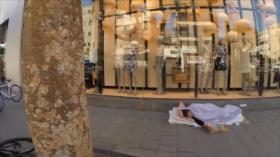 Dentro de Israel: Pobreza israelí