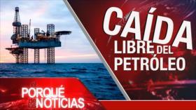 El Porqué de las Noticias: Caída libre del precio del crudo de EEUU