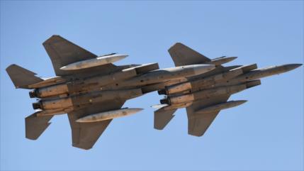 """Saudíes lanzan 36 ataques aéreos contra Yemen """"en unas horas"""""""