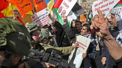 Israel decomisa terrenos palestinos de la Mezquita de Ibrahim