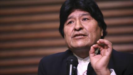 Morales: Bolivianos no soportarán otro año de gobierno de facto