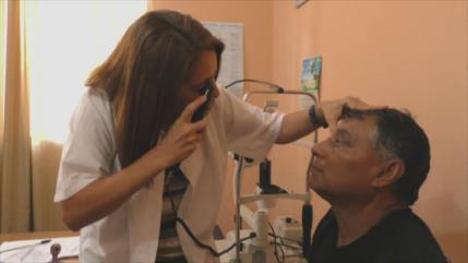 Médicos cubanos ayudan a enfrentar COVID-19 en Honduras