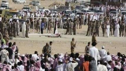 AI: Arabia Saudí usa pena de muerte como arma contra disidentes