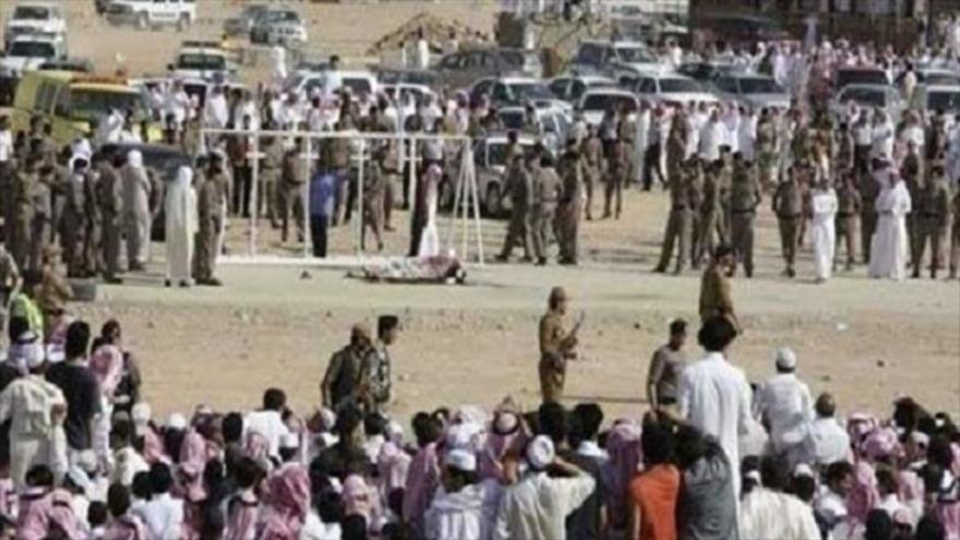 AI: Arabia Saudí usa pena de muerte como arma contra disidentes   HISPANTV
