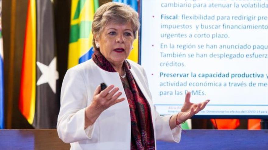 Cepal: COVID-19 hunde la economía de América Latina y el Caribe | HISPANTV