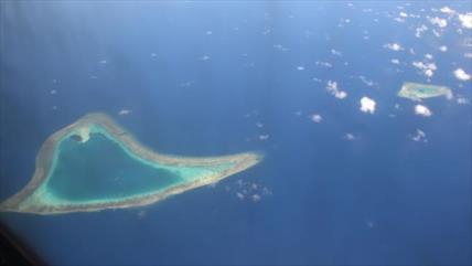 China se aferra a sus aguas territoriales en el Mar Meridional