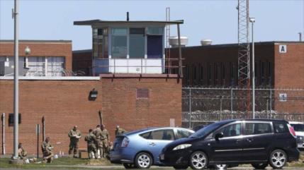 COVID-19 se ceba con los presos de EEUU, casi 2000 en Ohio