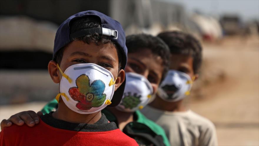 Doble amenaza en Siria: los terroristas y el coronavirus | HISPANTV