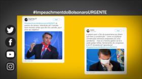 Etiquetaje: Impeachment a Bolsonaro, más cerca que nunca