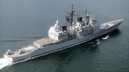EEUU y Australia realizan maniobras en mar del Sur de China