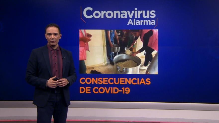 Coronavirus Alarma: Irán insta a Europa a enfrentar las medidas coercitivas de Washington