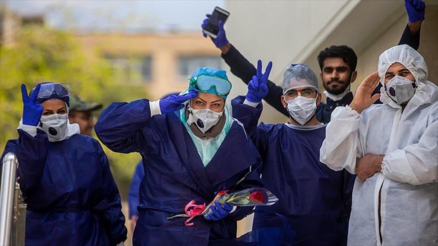 El número de contagios diarios por coronavirus en Irán cae 53% | HISPANTV