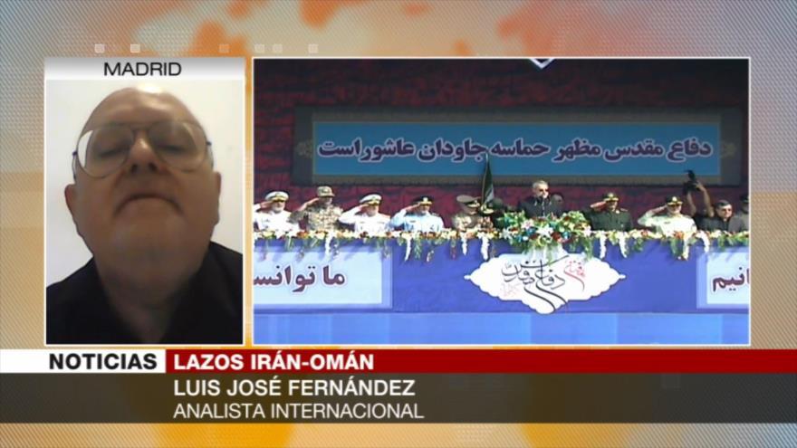 """""""Trump se queda con voz solitaria por potencia regional de Irán"""""""