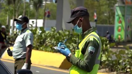 Piden cuarentena por 24 horas en República Dominicana