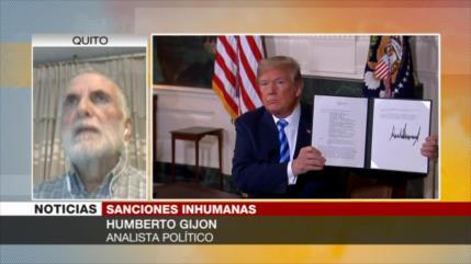 Gijon: Chantajea de EEUU a ONU es por sus políticas unilaterales