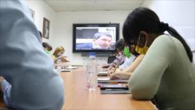 Irán y Venezuela cooperan para contener brote del coronavirus