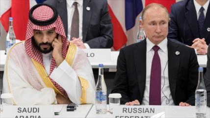 Revelado: Amenazas de MBS a Putin desataron crisis petrolera