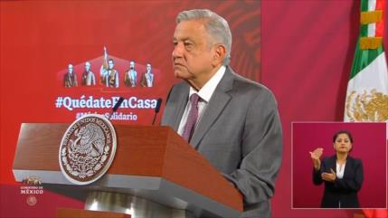 Gobierno de México da a conocer su plan emergente contra COVID-19