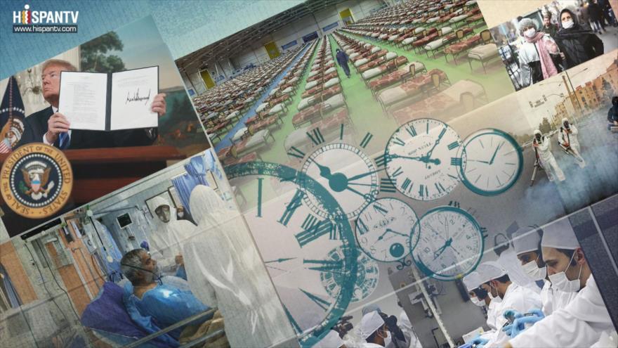 10 Minutos: Coronavirus y sanciones de EEUU
