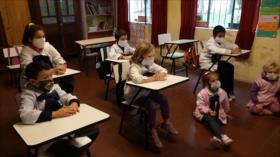 Escuelas rurales en Uruguay retoman sus cursos en plena pandemia