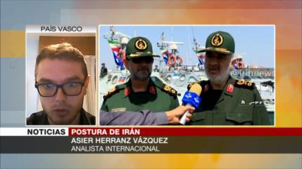 Herranz: EEUU provoca a marineros iraníes sin ningún sustento legal