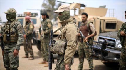 Informe: EEUU recluta a sirios para formar grupos armados