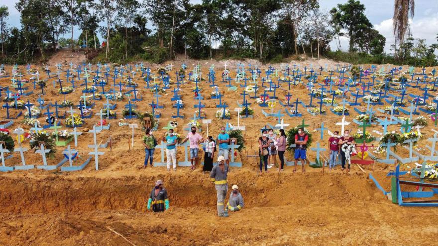 OMS: América Latina está por vivir el peor momento de COVID-19 | HISPANTV