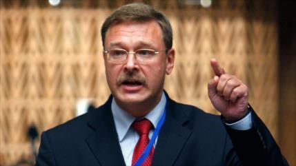 Rusia a EEUU: Satélite militar iraní no viola ninguna resolución