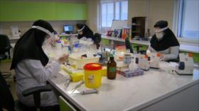 Irán Hoy: Brote de coronavirus