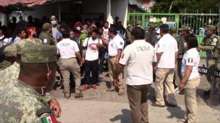 Por pandemia, piden plan emergente para migrantes en México
