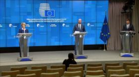 UE acuerda crear fondo de recuperación ante crisis de coronavirus