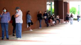 Se agrava el desempleo en EEUU por coronavirus