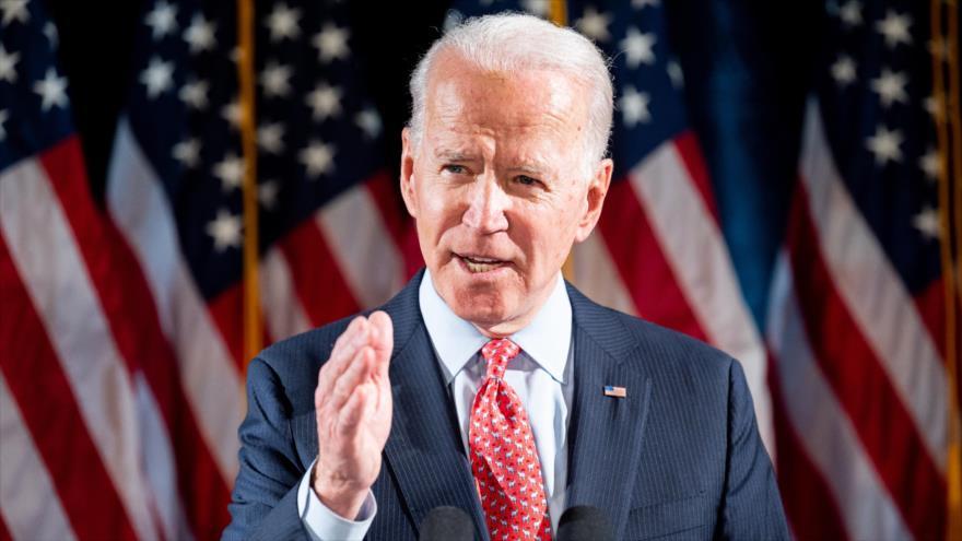 Biden: Trump intenta retrasar elecciones para aumentar su chance | HISPANTV